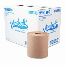Nonperforated 1-Ply Paper Towel / 12 Rolls