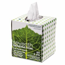 Facial 2-Ply Tissues - 85 Tissues per Box