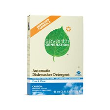 Automatic Dishwasher Detergent Gel