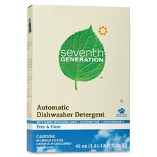 <strong>Seventh Generation</strong> Dishwashing Detergent