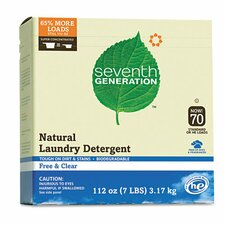 <strong>Seventh Generation</strong> Natural Powder Laundry Detergent (112 oz.)