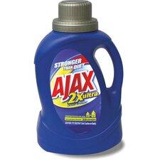 Original Ajax 2Xultra Liquid Detergent