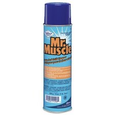 Johnson Diversey - Mr. Muscle Oven & Grill Cleaners Mr. Muscle Oven Cleaner- Aerosol 19 Oz: 395-91206 - mr. muscle oven cleaner- aerosol 19 oz