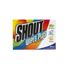 Shout Multi-Purpose Cleaning Wipe (Pack 12)