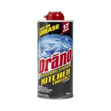 Drano 18 oz. Professional Strength Kitchen Crystal Clog Remover (Pack 6)