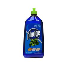 Pledge 27 oz. Multi-Surface Floor Cleaner (Pack 6)