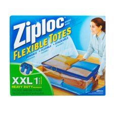 Ziploc 22 Gallon XX-Large Flexible Tote (Pack 5)