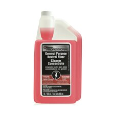 32 oz. Professional General Purpose Floor Cleaner (Pack 6)