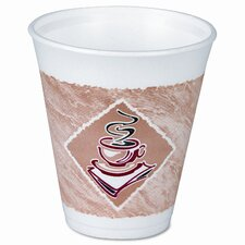 Foam Hot/Cold Cups, 1000/Carton