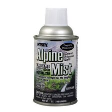 Metered Dry Deodorizer Alpine Mist Dispenser Refill