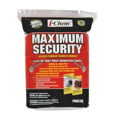 Maximum Security Sorbent Granular Bag in White