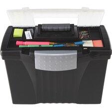 Legal/Letter Portable File Box (2 Count)