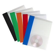 Dura Tech Two-Pocket Folder (25 Count)