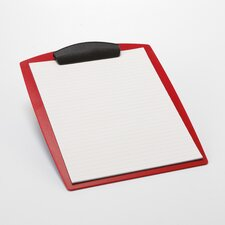 Hard Poly Letter Clipboard (12 Count)