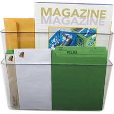 Letter Wall File (6 Count) (Set of 6)