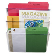 Unbreakable Letter Wall File (6 Count)