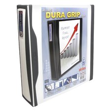 DuraGrip Heavy Duty O-Ring View Binder