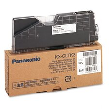KXCLTK3 Toner Cartridge, 6000, Black