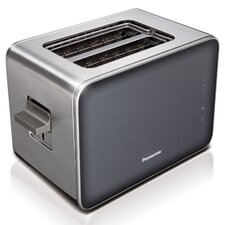 <strong>Panasonic®</strong> 2-Slice Toaster