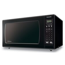 1.6 Cu. Ft. 1250W Genius Sensor Countertop Microwave Oven with Inverter Technology