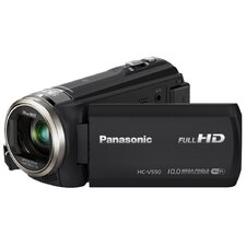 Full HD Wi-Fi Camcorder