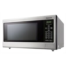 1.2 Cu. Ft. 1200W Family Size Genius Countertop/Built-In Microwave Oven