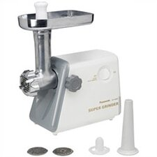<strong>Panasonic®</strong> Heavy Duty Meat Grinder