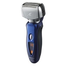 Men's Arc Wet/Dry Shaver in Blue