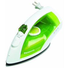 <strong>Panasonic®</strong> Steam Iron with Spray
