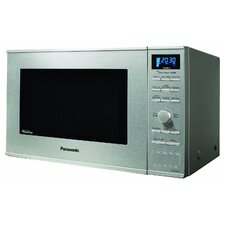 <strong>Panasonic®</strong> 1.2 Cu. Ft. 1200 Watt Stainless Steel Microwave