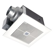 <strong>Panasonic®</strong> WhisperSense 110 CFM Energy Star Bathroom Fan with Dual Sensor Capability