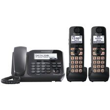 Dect 6.0 Plus Expandable Corded/Cordless Phone System