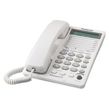 <strong>Panasonic®</strong> Two-Line Standard Corded Phone