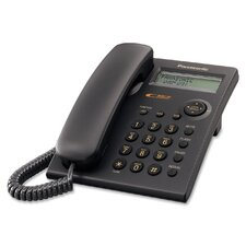<strong>Panasonic®</strong> Integrated Corded Phone with Caller ID/Call Waiting
