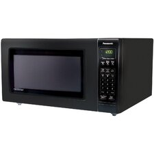 Inverter Countertop Microwave Oven in Black