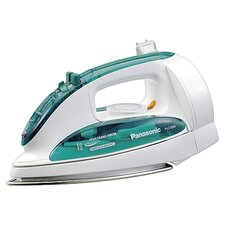 <strong>Panasonic®</strong> Steam Iron with Stay-Clean Vents