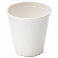 Naturehouse Bagasse Cup, 12Oz, 50/Pack