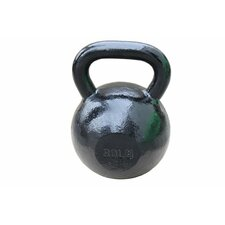 80 lbs Kettle Bell in Black
