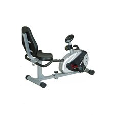 <strong>Sunny Health & Fitness</strong> Magnetic Recumbent Bike