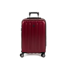 "Helium Titanium 20.5"" Carry-On Spinner Suitcase"