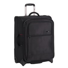 "Helium SuperLite 25"" Expandable Trolley in Black"
