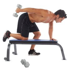 <strong>Pure Fitness</strong> Flat Utility Bench