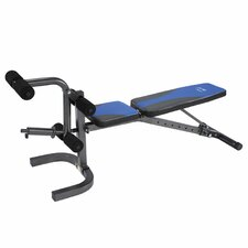 Flat / Incline / Decline Ab Bench