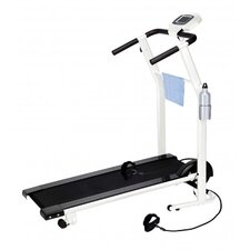 <strong>Pure Fitness</strong> Cory Everson Manual Folding Incline Treadmill