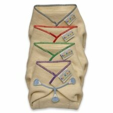 <strong>Babykicks</strong> Baby Prefold (Pack of 3)