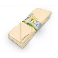 <strong>Babykicks</strong> Ivory Premium Burp Cloth (Pack of 3)