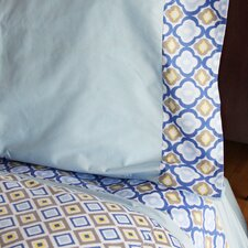 <strong>Caden Lane</strong> Ikat Boy Sheet Set