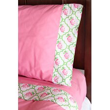 Ikat Girl Sheet Set