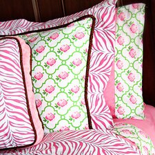 Boutique Girl Pillow Sham