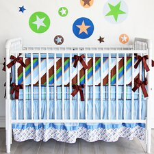 Boutique Tanner Crib Bedding Collection